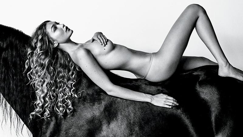 Nicole scherzinger allure magazine nude