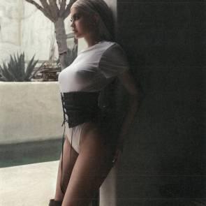 Kylie Jenner Nipples Hard