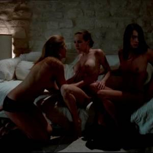 Carole Brana Nude Sex Scene In À l'aventure Movie