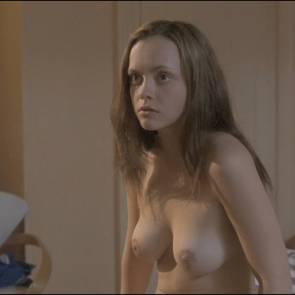 Christina Ricci Nude Scene From Prozac Nation Movie