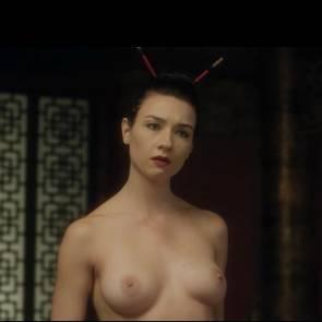 Cortney Palm Nude Scene From Sushi Girl Movie