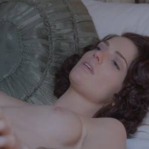 Janet Montgomery Nude Sex Scene In Dancing On The Edge Series