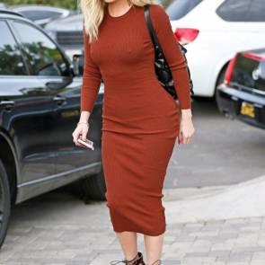khloe kardashian full outfit