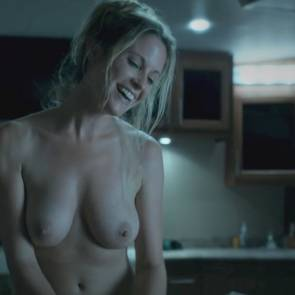 Leslea Fisher Nude Sex Scene In Banshee Series