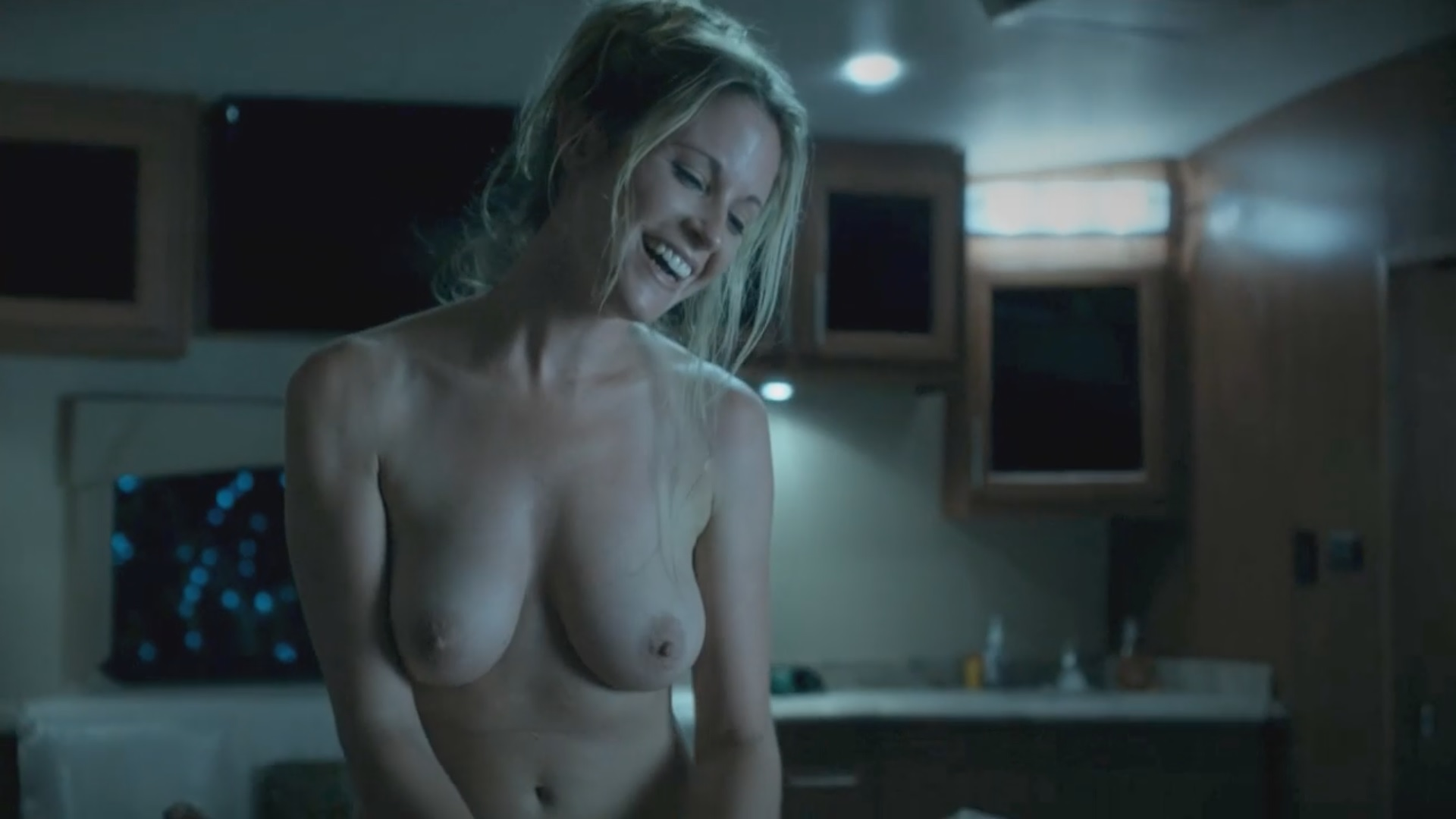 Rebecca romijn sex video — photo 13