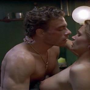 Natasha Henstridge Nude Sex Scene In Maximum Risk Movie