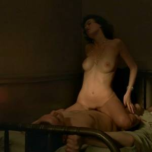 Paz De La Huerta Nude Fucking Scene In Boardwalk Empire Series