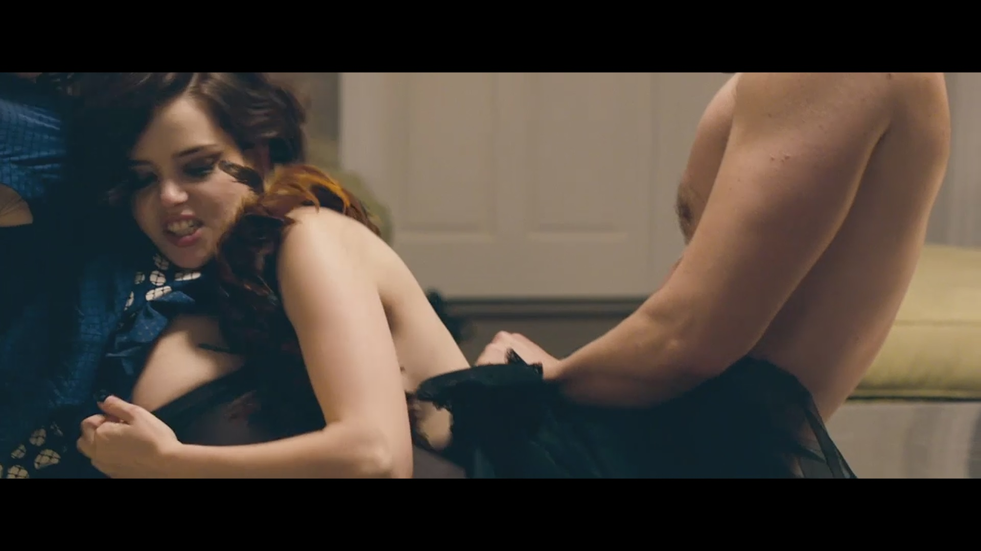 Kiss Of The Damned Hot Scene