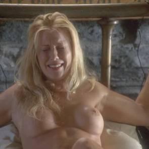 Zoe Paul Nude Scene In Hell`s Gate Movie