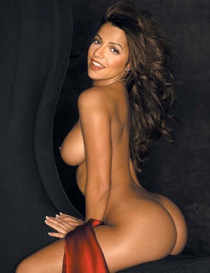 Vida Guerra naked ass and boobs