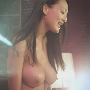 Danielle Wang Nude Sex Scene In Due West Our Sex Journey Movie