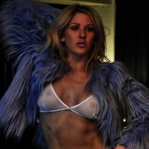 Ellie Goulding topless