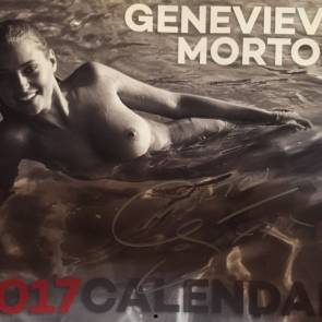 Genevieve Morton 2017 Nude Calendar