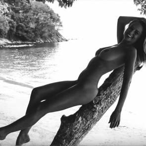 Genevieve Morton sexy for 2017 Calendar