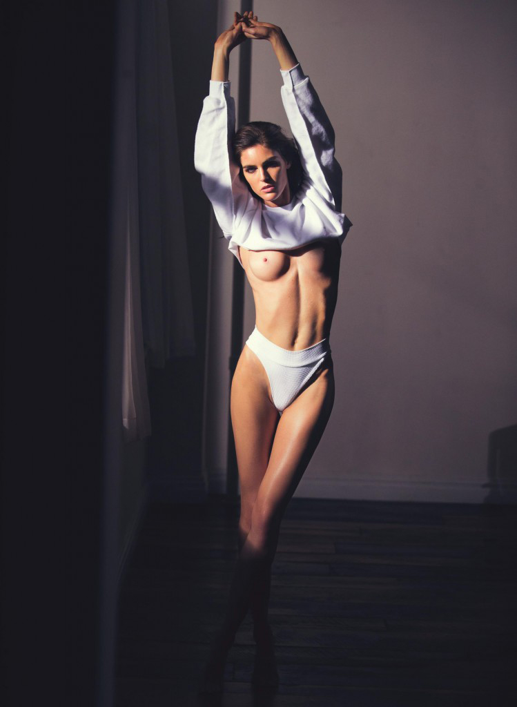 Hilary rhoda pics nude