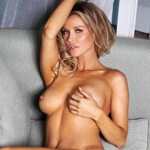 Horny nude busty grannies