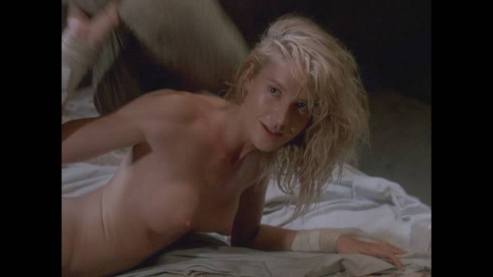 Kelly Lynch Nude Sex Scene In Warm Summer Rain Movie