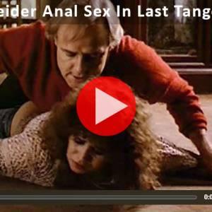 Last tango in paris anal