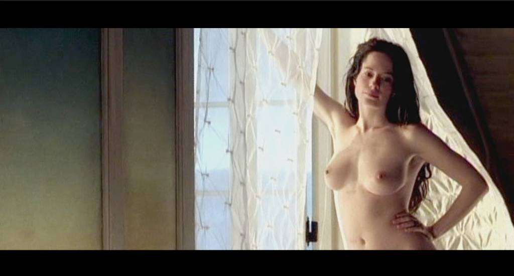Maria Bonnevie Nude Sex Scene In I Am Dina Movie