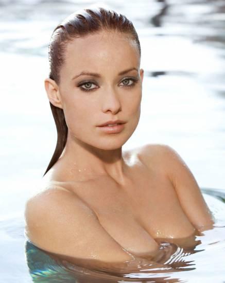Olivia Wilde nipple peek