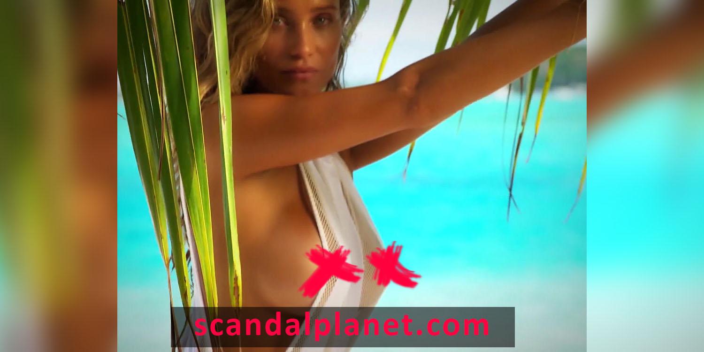Nudist family beach pageants