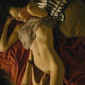 Leticia Belliccini Nude Sex Scene In Q Movie