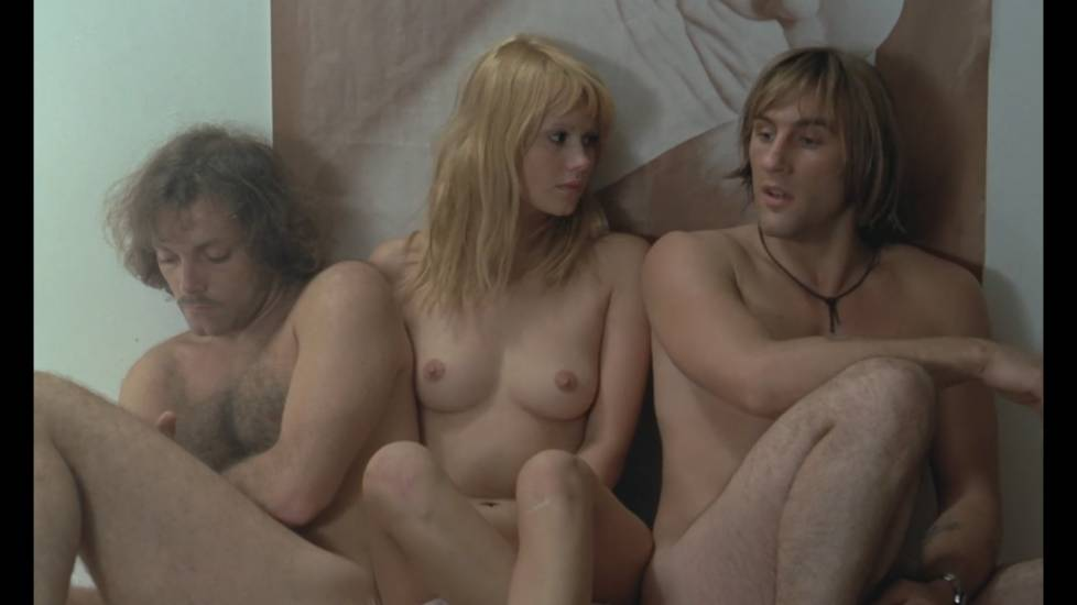 Miou-Miou Nude Sex Scene In Going Places Movie