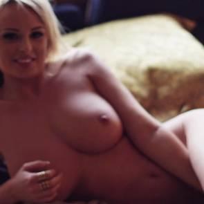 rhian sugden nude in bed