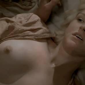 Carla Gallo Nude Sex Scene In Carnivale Series