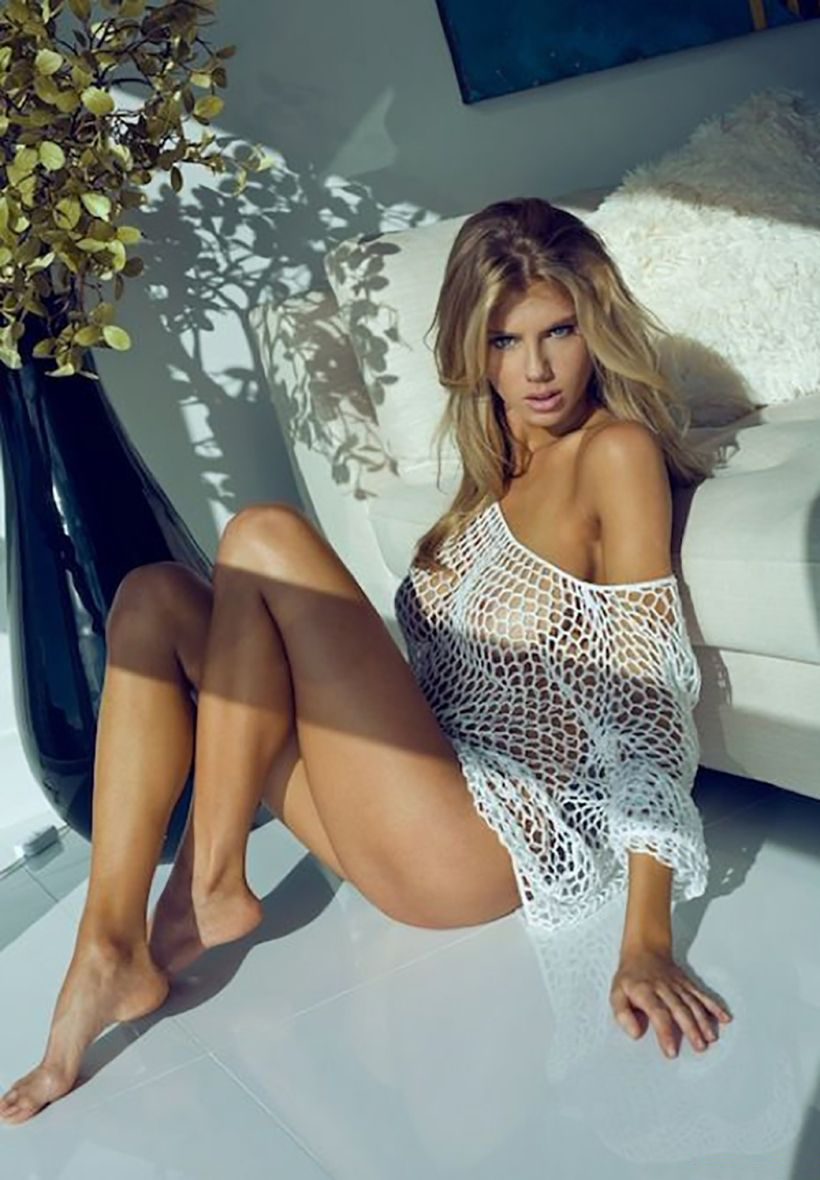 Messages charlotte mckinney tits