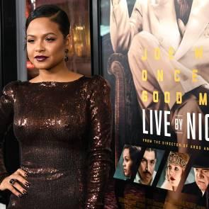 Christina Milian Live By Night See Thru