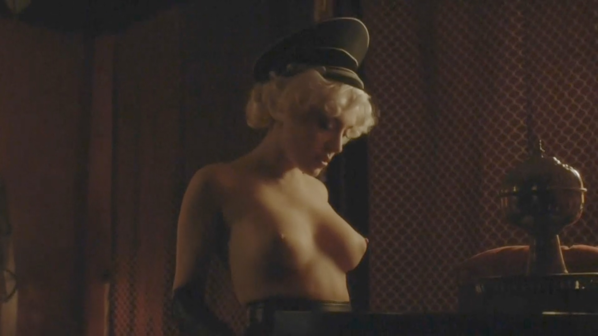 elena satine nude