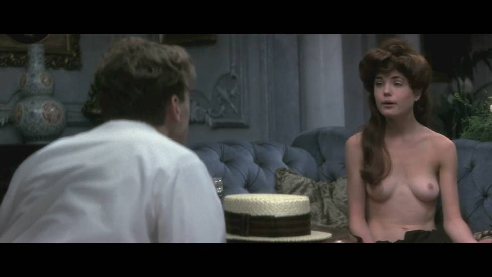 Elizabeth McGovern Nude Scene In Ragtime Movie