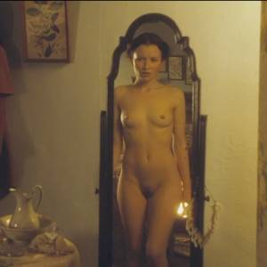 Emily Browning Nude Scene In Summer in February Movie