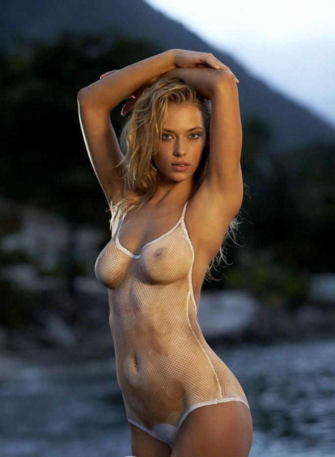 hannah ferguson nude pics for famous magazine new pics