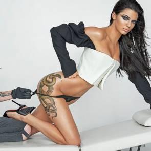 Kendall Jenner hot for V magazine