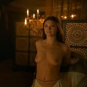 Natalie Dormer Nude Scene In Game of Thrones Series
