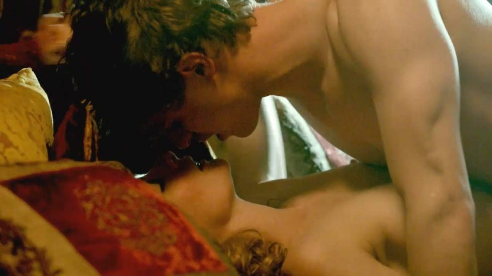 Rebecca Ferguson sex scene