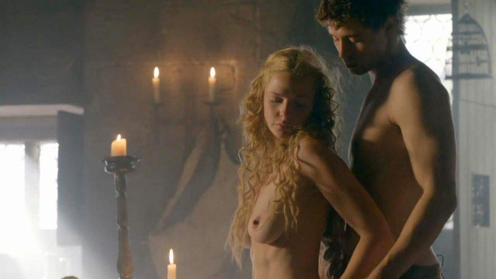 Rebecca Ferguson nude boobs sex