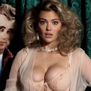 kate upton sexy cleavage
