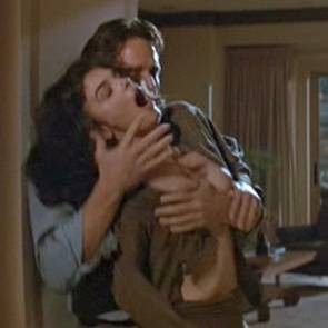 Jeanne Tripplehorn Nude Sex Scene In Basic Instinct Movie