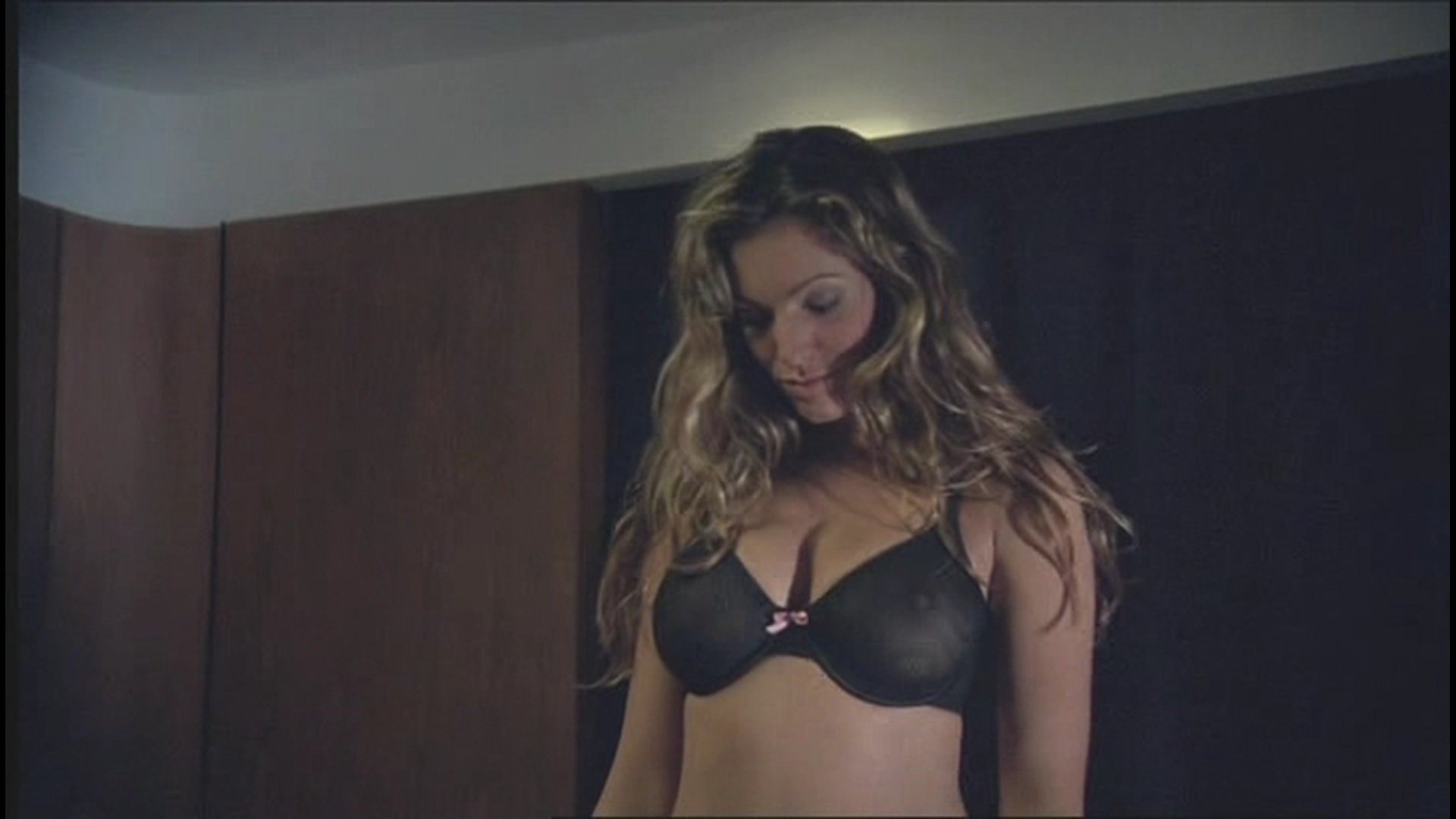three kelly brook nude scene