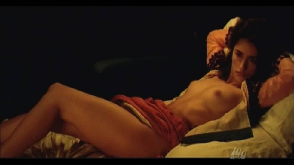 Penelope Cruz Nude Scene In Volaverunt Movie