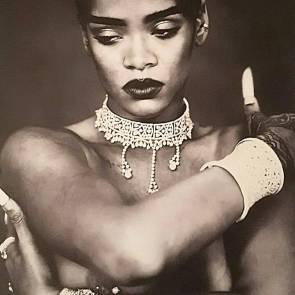 Rihanna Naked Leaks and PORN Sex Tape [2021 NEWS] 21