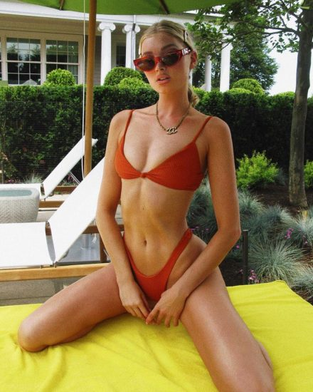 Elsa Hosk Nude & Topless Pics And LEAKED Porn Video 118
