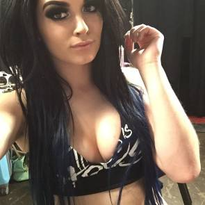 Paige WWE Nude Photos and Leaked Porn Video 40