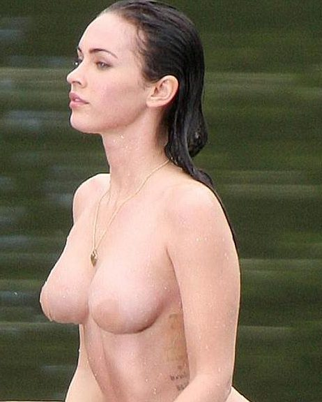 megan fox naken