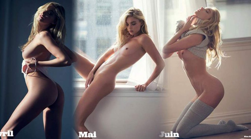 Elsa Hosk Nude & Topless Pics And LEAKED Porn Video 21