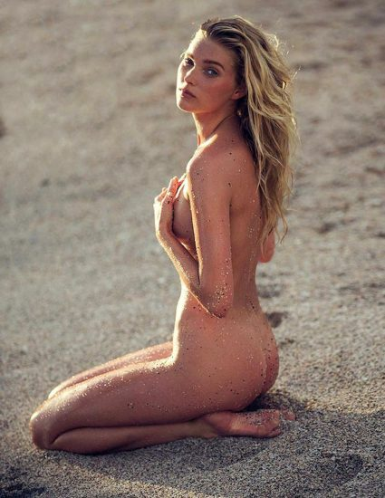 Elsa Hosk Nude & Topless Pics And LEAKED Porn Video 39