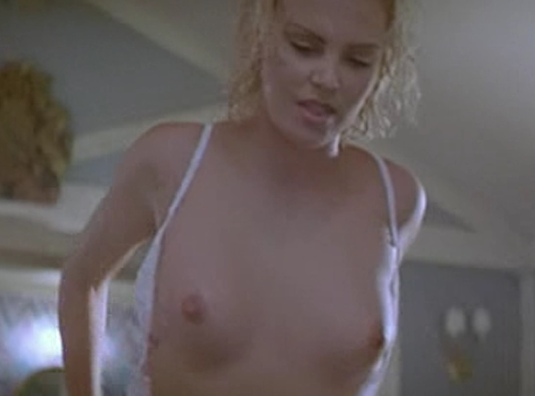 Theron sex scenes charlize can help nothing